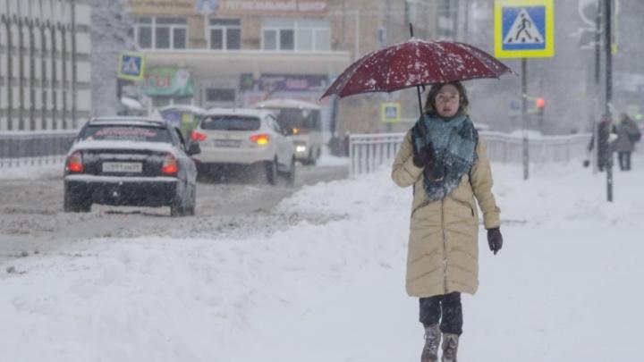«Стоит опасаться гололёда»: к выходным в Поморье потеплеет