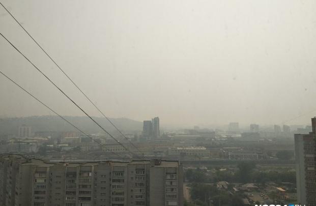 «Загрязнения не зафиксированы»: инспекторы Минэкологии обследовали воздух в задымленном городе