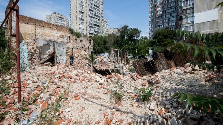 В Ростове прокурор озвучил обвинение по делу о пожаре на Театральном спуске