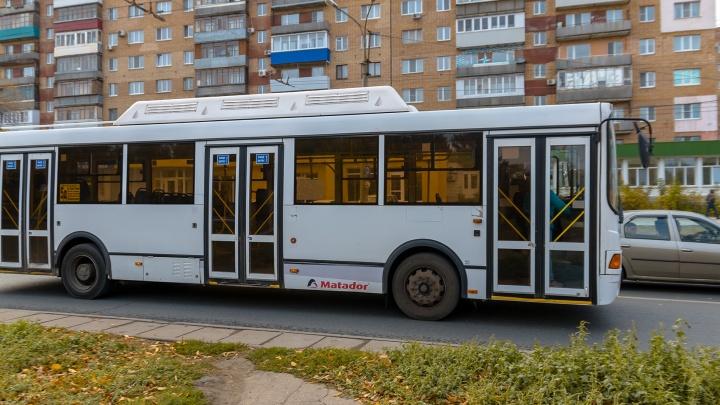 После салюта в честь Дня города автобусы для горожан подадут на Галактионовскую