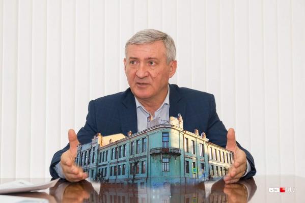 Владимир Филипенко возглавляет УГООКН с 2015 года