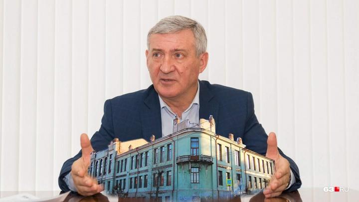 «Ждем инвесторов»: руководитель УГООКН — о восстановлении памятников архитектуры в Самаре