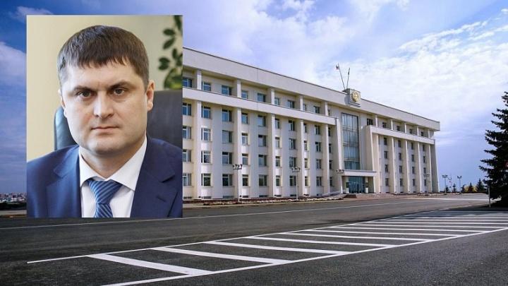 В Башкирии освободили с должности заместителя премьер-министра правительства