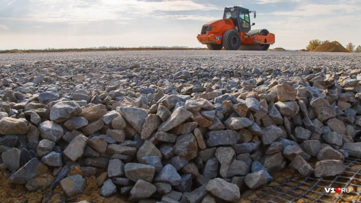 В Волгоградской области за 376 миллионов отремонтируют часть трассы на Самару