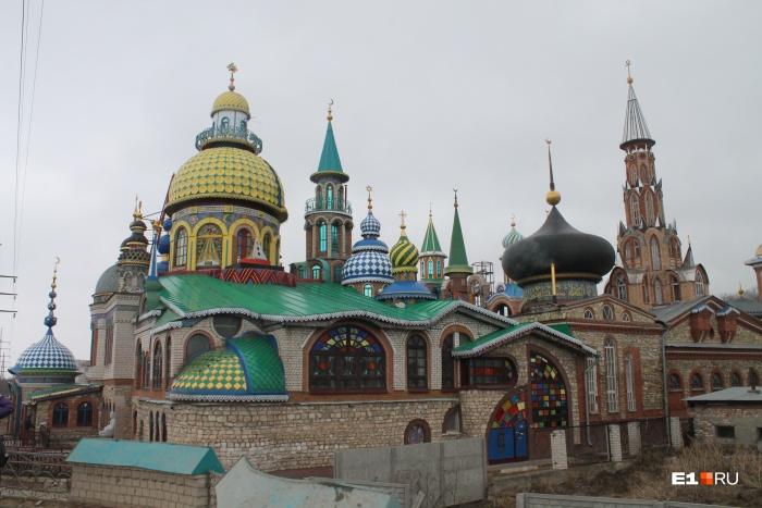 Казань — одно из популярных направлений для школьных групп