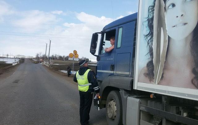 Движение на автодороге Уфа–Оренбург в Мелеузовском районе восстановлено