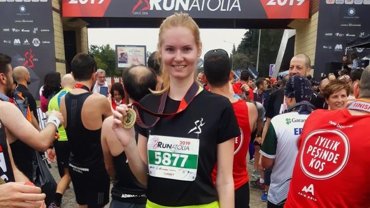 Колонка «беганутой» пермячки: почему я участвую в марафонах в разных городах и мне это нравится