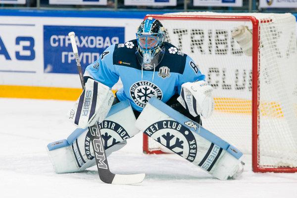 Алексей Красиков попал в команду дивизиона Чернышёва