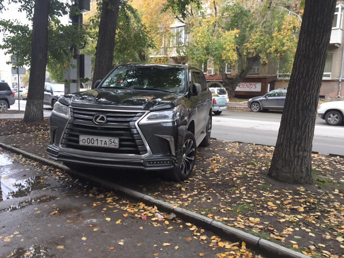 «Я паркуюсь как чудак»: Lexus 001 —помесим грязюку