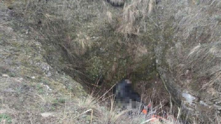 В Башкирии, упав в карстовый провал, погиб пастух