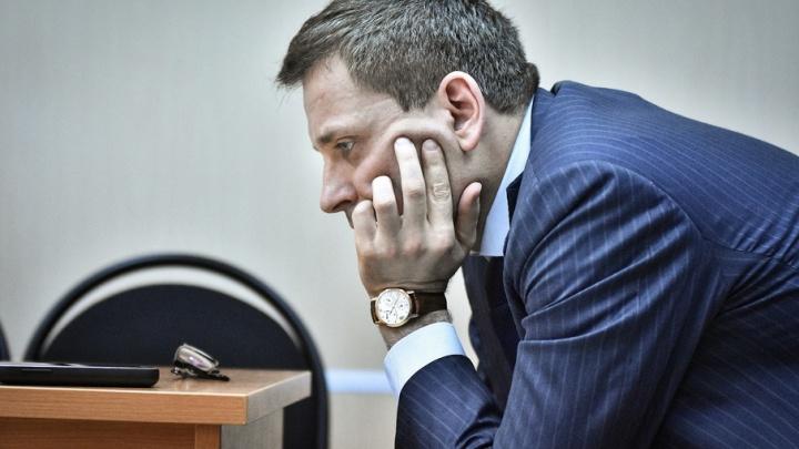 Экс-сенатор Цыбко прекратил голодовку, объявленную накануне в следственном изоляторе