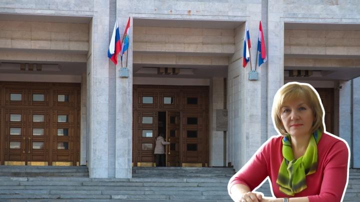 Азаров решил сменить руководство Счетной палаты Самарской области