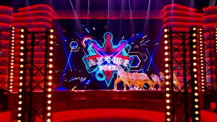 Маленькие чемпионы мира по хип-хопу выступили на шоу Галкина на Первом канале