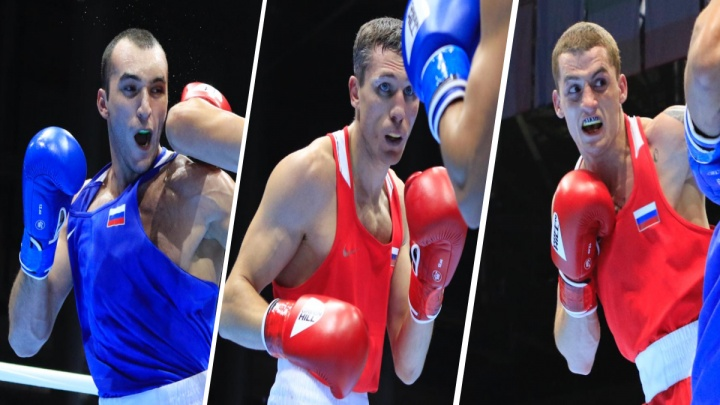 Трое россиян будут биться в финале за золото ЧМ по боксу. Рассказываем с кем