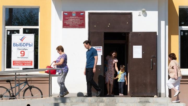 Ничего нового: на выборах волгоградцы в очередной раз признались в любви единороссам