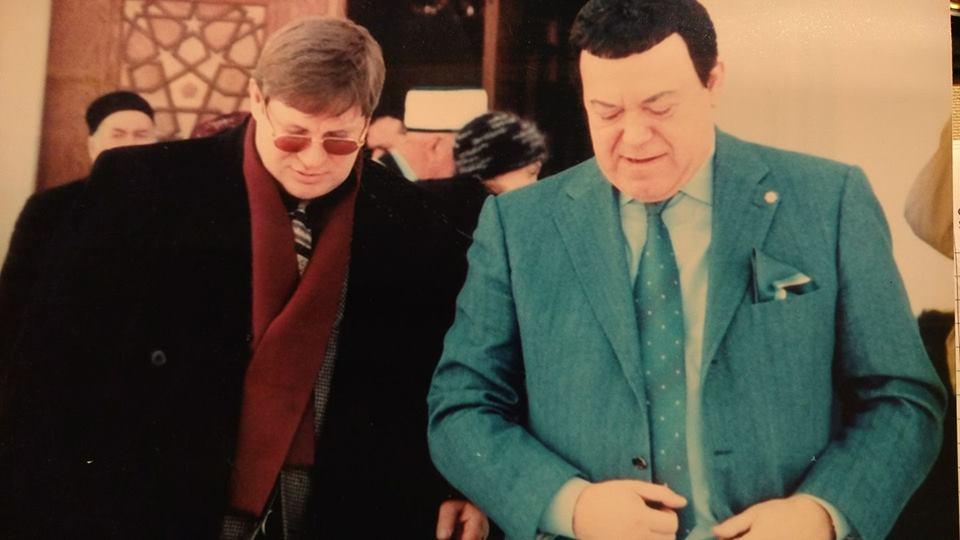 В Российской Федерации изарубежом вспоминают Иосифа Кобзона