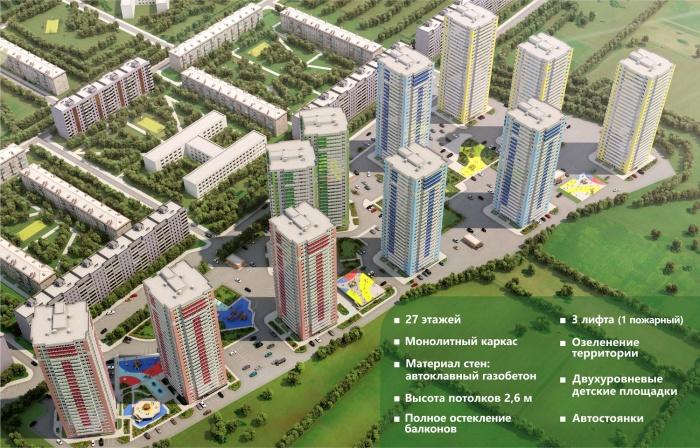 Где в Новосибирске купить квартиру за миллион