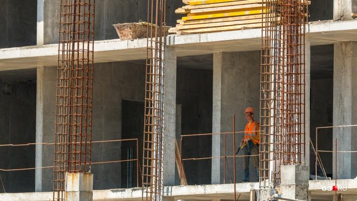 Полпарковки на квартиру: на Металлурге построят жилые дома высотой 51 метр