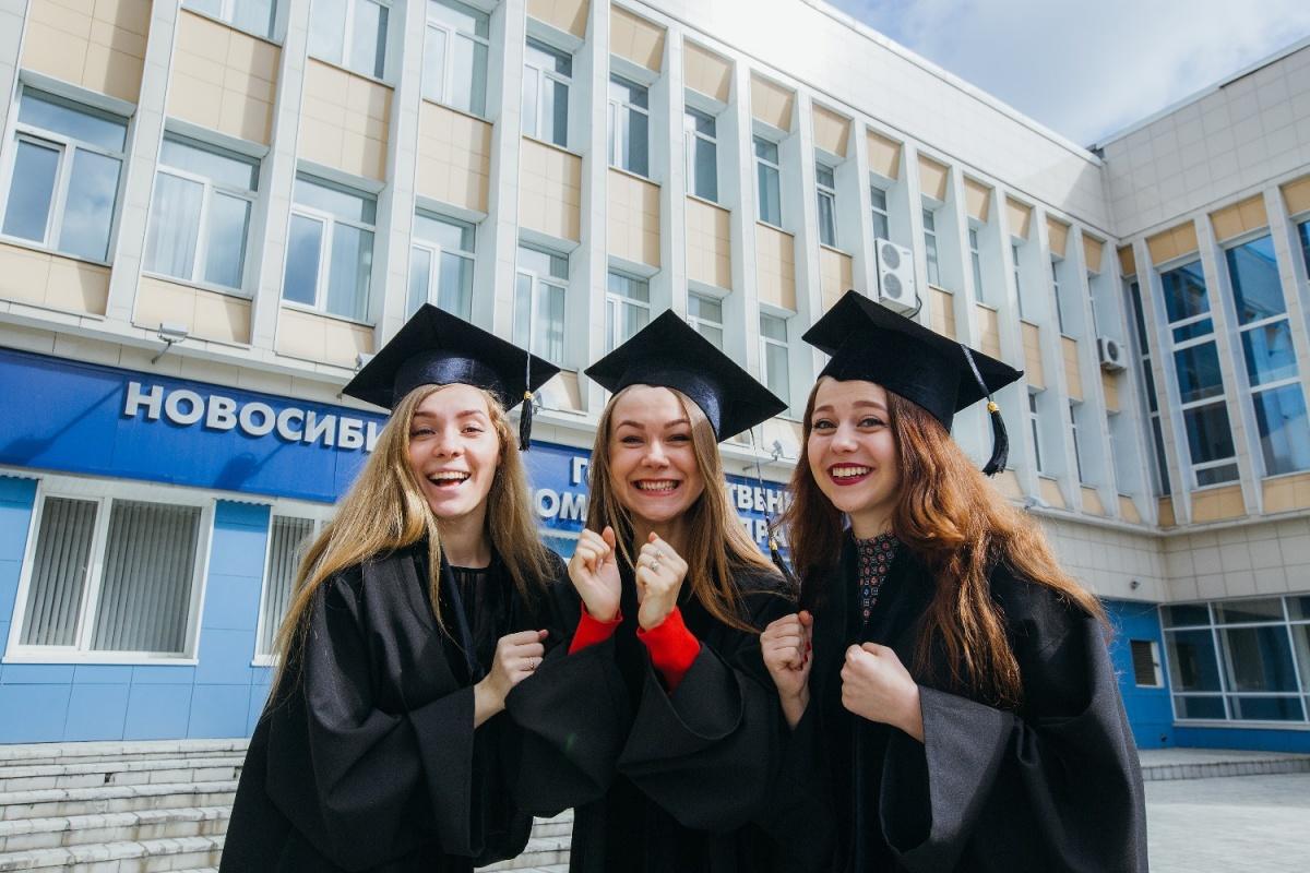 На дне открытых дверей НГУЭУ расскажут об успешных выпускниках