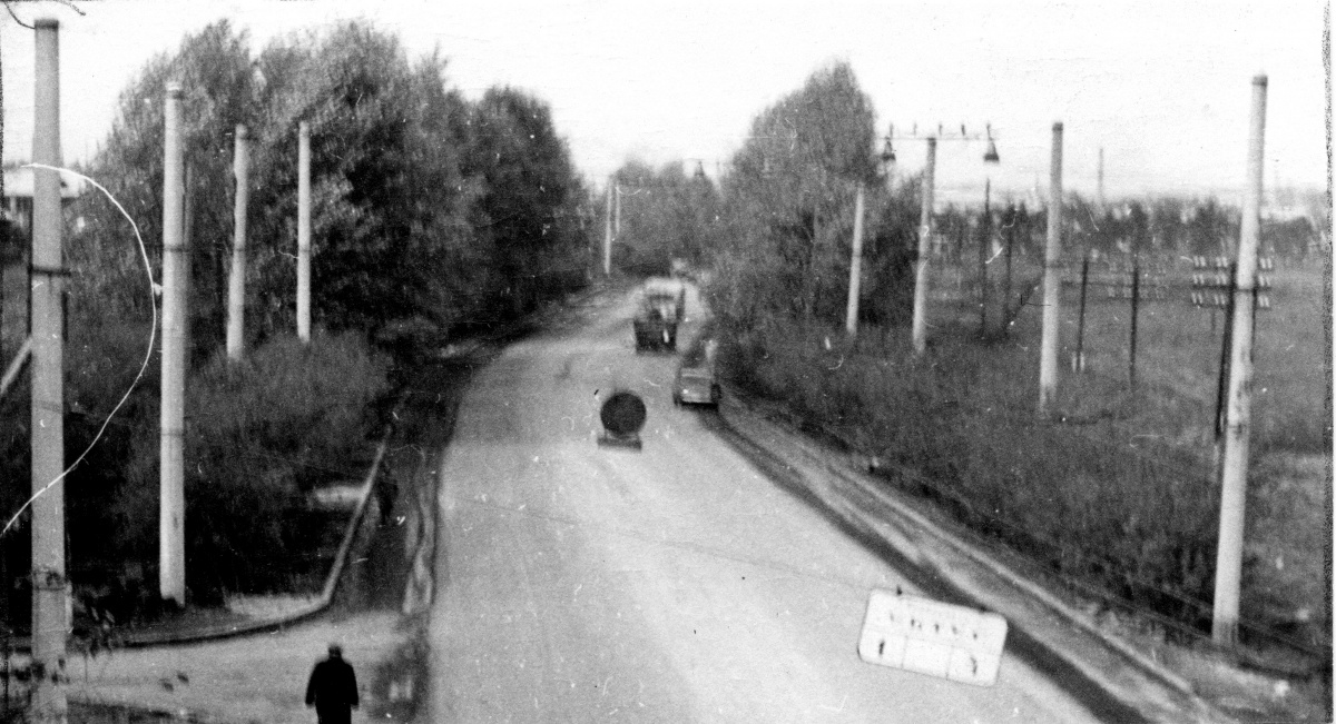 Щербакова от Уктуса к железнодорожной линии