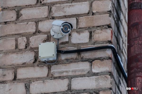 В школе уже есть 32 камеры. Сейчас закупили ещё 16