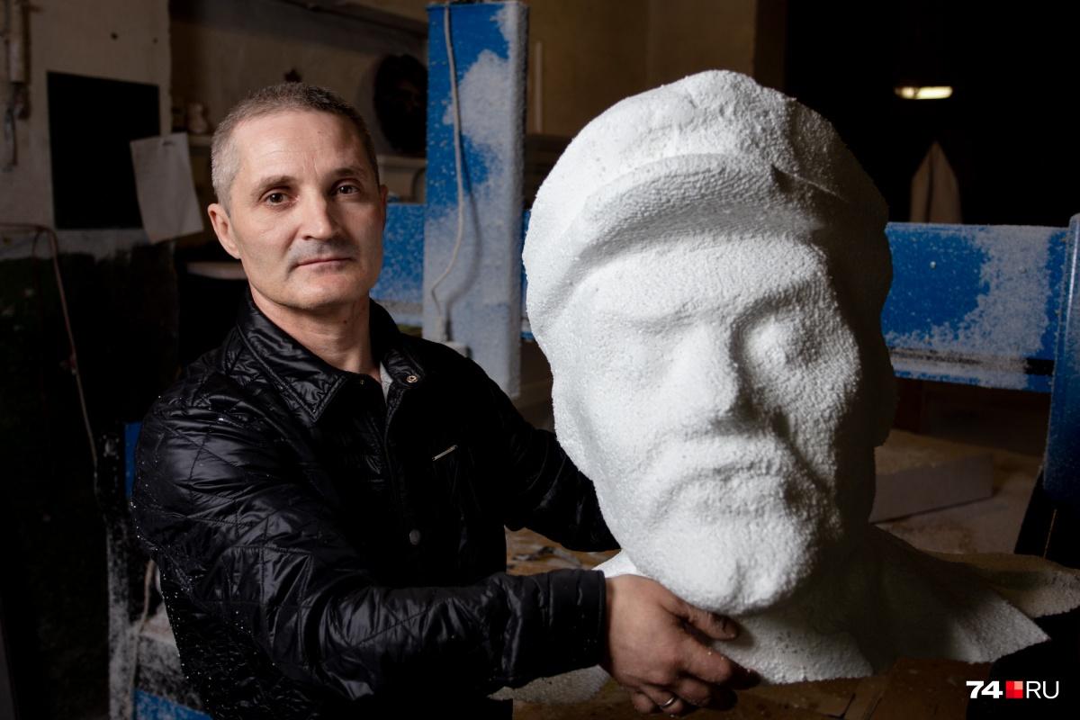 Механизировать создание3D-фигур — идея Сергея