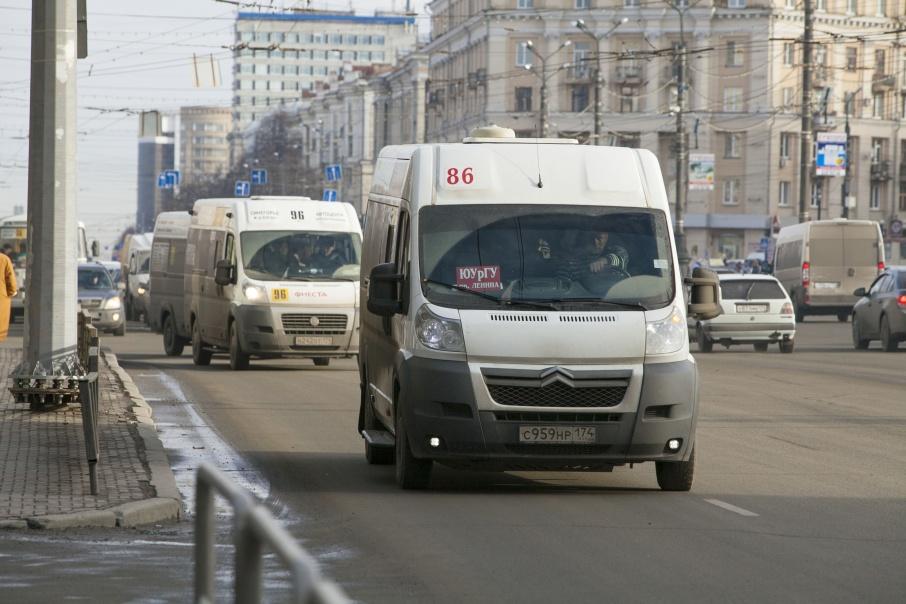 Недавно у маршрута № 86 появился конкурент — автобус № 2