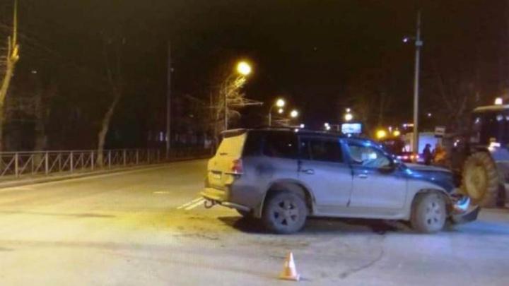 В полиции рассказали о состоянии пострадавших в ночном ДТП на Мочищенском шоссе