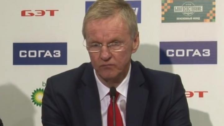 «Рынок возможностей велик»: агент Кари Ялонена — о переходе финна в ярославский «Локомотив»