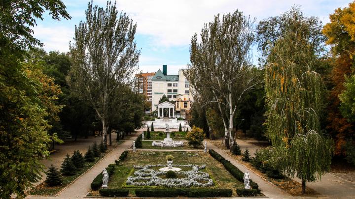 Василий Голубев заявил, что парку Горького оставят статус памятника