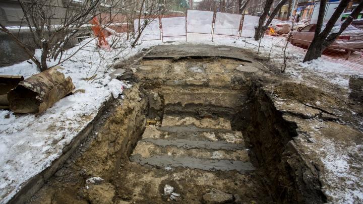 10 детских садов и одна больница остались без отопления из-за ремонта теплотрасс