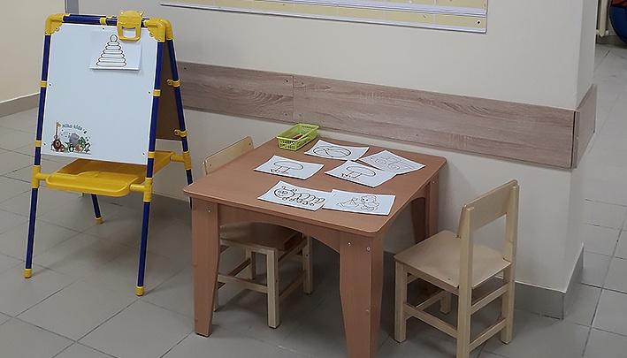 Подарили мебель и телевизоры. «Уралкалий» оказал помощь детской поликлинике в Березниках