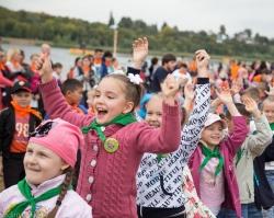 В Уфе состоялся праздник «Дети – наше будущее 2015»