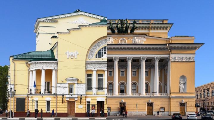 «Выгоду ощутит каждый»: министр культуры — о пользе объединения Волковского театра с Александринкой