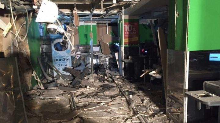 ФСБ поймала человека, который взорвал самодельную бомбу в супермаркете Санкт-Петербурга