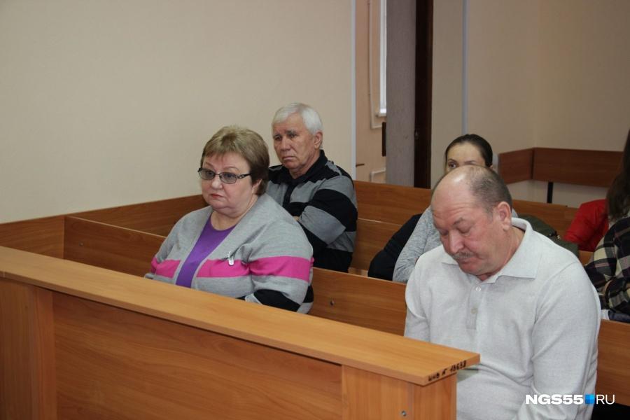 Экс-министры Омской области Илюшина иФомин получили 8 лет надвоих