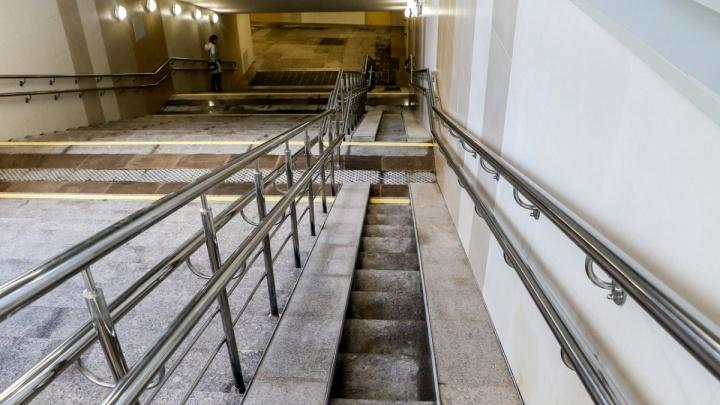 Руководство Нижегородского метрополитена оштрафовали за отсутствие пандусов и подъемников