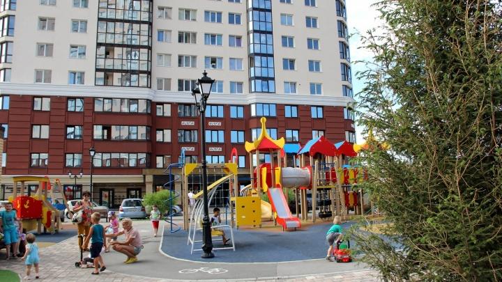 Скидка 300 000 рублей на просторные квартиры в сданных домах около школы и детского сада