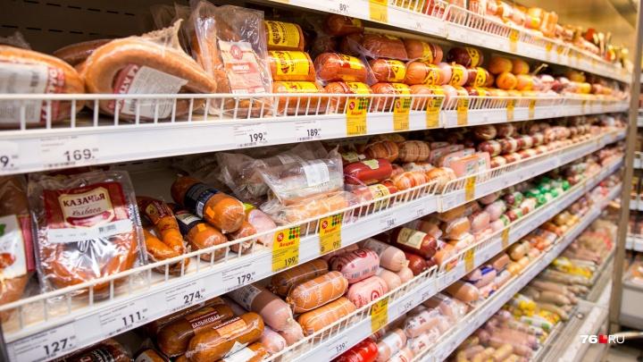 В Ярославле мужчина украл из супермаркета 12 батонов колбасы: куда дел награбленное