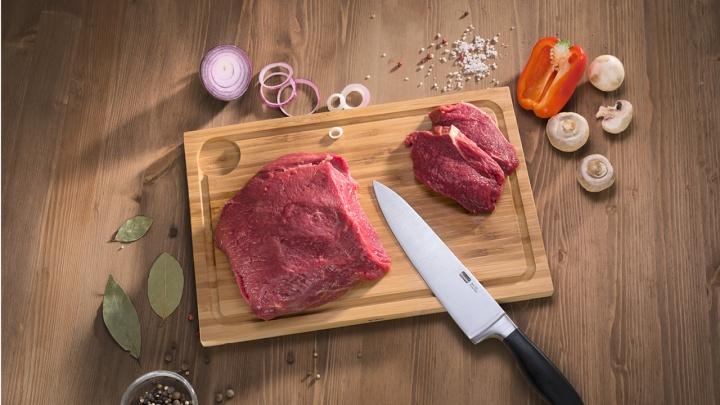 Ножом по ценнику: необычная акция в магазинах у дома