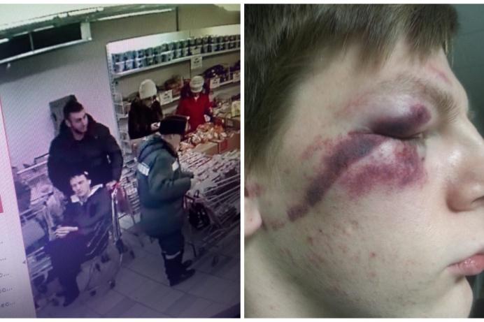 Полицейские нашли боксеров, избивших подростка