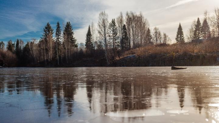 МЧС: в Прикамье ожидаются заморозки до -3 градусов