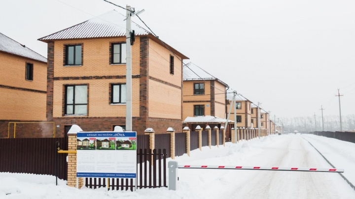Новосибирцы предпочли переехать в поселок, чтобы не биться за места на парковке