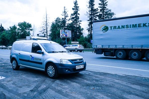Дальнобойщики опротестовали тариф 3,73 рубля, поэтому цены решили поднимать постепенно