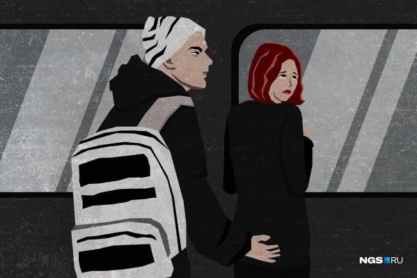 А к вам когда-нибудь приставали в метро? Поделитесь своими историями в комментариях