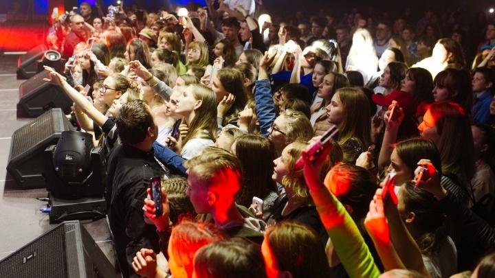 В Тюмень с бесплатным концертом приедут звезды YouTube и соцсетей