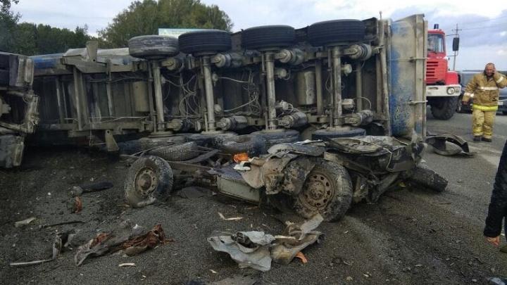 Пункт назначения: публикуем итоги расследования аварии на Полевском тракте, где погибли 8 человек