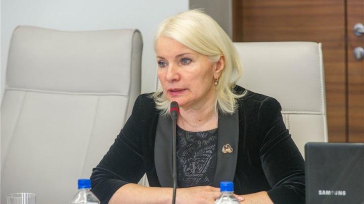 Уволенная после скандала с лесом ревизор Давыденко подала в суд на красноярских депутатов