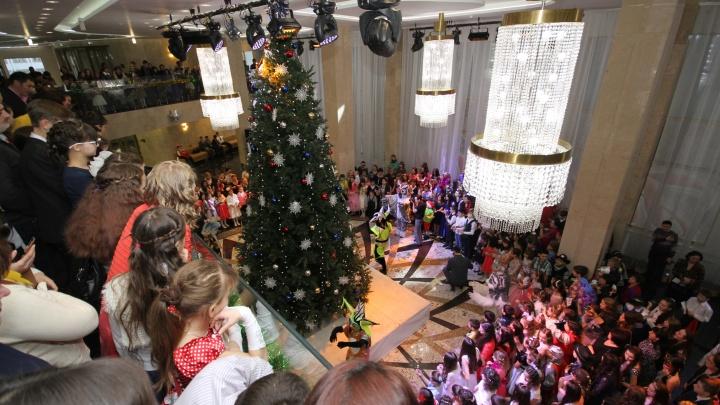В Москву на кремлевскую елку полетят больше 100 детей из Башкирии