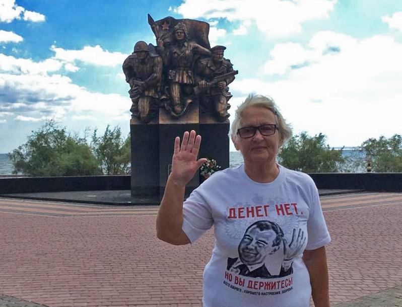 Ольга Лесневская призналась, что ей никогда не предлагали стать доносчицей — «профнепригодна»